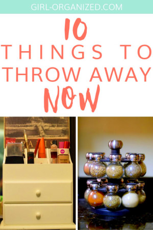 Start the New Year Right: 10 Things to Throw Out Now | The ...