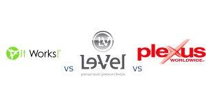 It Works! Global vs. Le-Vel Thrive vs. Plexus Worldwide | Compare ...