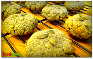 Grain and Dairy Free Pumpkin Seed Ginger Cookies (GF ...