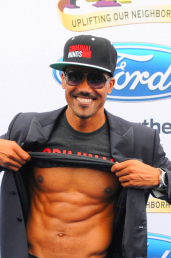 Shemar Moore Among 2016 Daytime Emmy Presenters - Daytime ...