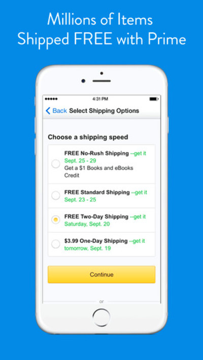 Amazon App: shop, browse, scan, compare, and read reviews on the App ...