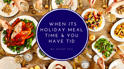 When It's Holiday Meal Time and You Have T1 Diabetes | Adam Tau ...