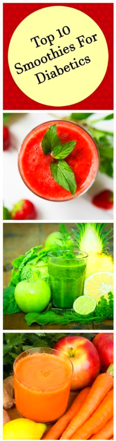 10 Delicious Smoothies for Diabetics - All Nutribullet Recipes