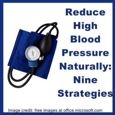 Are you interested in how to reduce high blood pressure naturally?