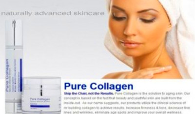 Pure Collagen Face Serum | Anti-Wrinkle-Cream.com