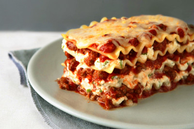 Simply Lasagna Recipe - Kraft Canada