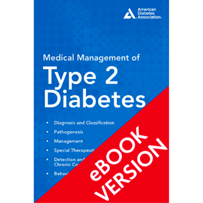 Medical Management of Type 2 Diabetes, 7th Edition (ePub)