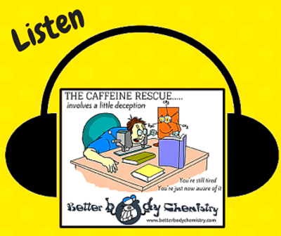Episode 098 – How caffeine works