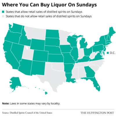 Correction: Washington state changed its liquor laws in 2012 . Grocery ...