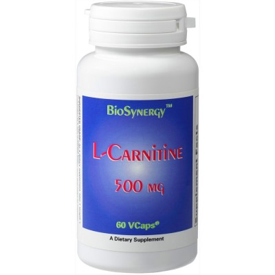 Carnitine Side Effects | Health Supplements | BioSynergy