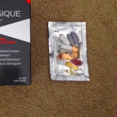 Elite Physique Vitapak . As I mentioned, this product is ideal for ...