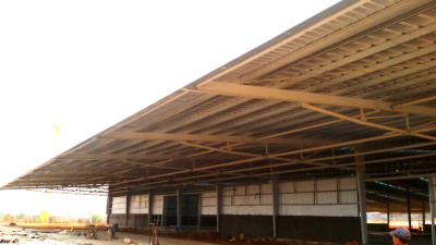 CP GROUP - FEED MILL PROJECT IN MYANMAR - BMB STEEL - Nhà ...
