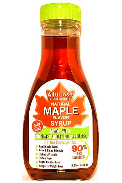 9 Amazing Sugar-Free Syrup Brands for Your Sweet Tooth | Bodyketosis