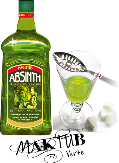 Maktub Absinthe Review | Buy Absinthe .Net