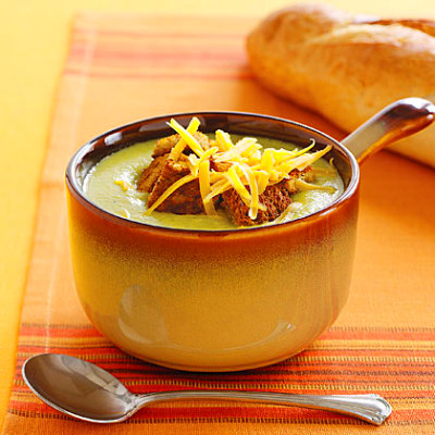 Broccoli-Cheese Soup Recipe - 0 | MyRecipes