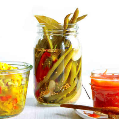 Homemade Pickling Recipes | MyRecipes