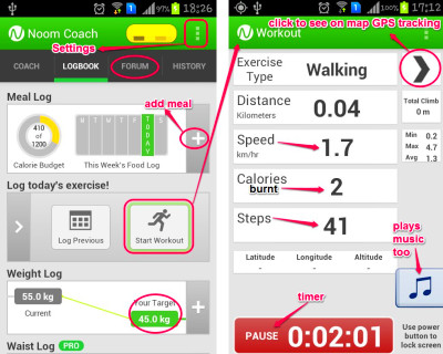 Noom Weight Loss Coach For Ipad | Search Results | Talk Weight Loss