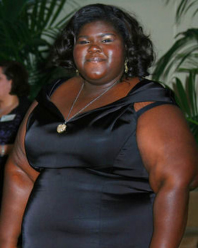 Precious actress Gabby Sidibe set to overshadow Mariah Carey with ...