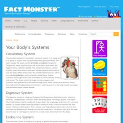 250 x 250 jpeg 20kB, Systems the circulatory system is the body s ...