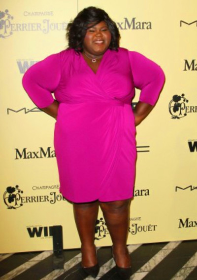 Gabourey Sidibe 's favorite actress is -- or at least was -- Joan ...