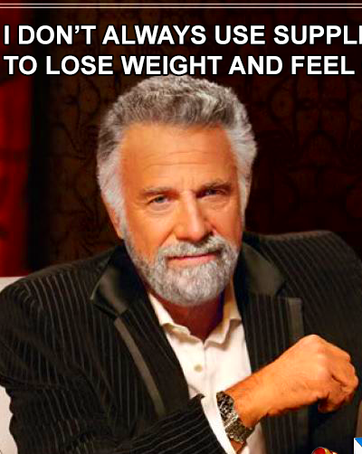 most interesting man in the world using fitteam fitsticks
