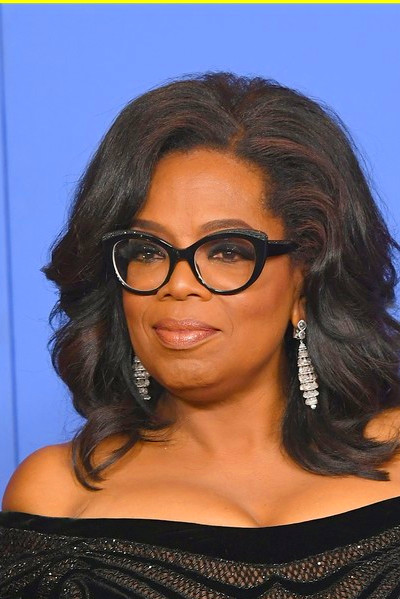 Oprah Winfrey Says 'Time's Up' in Powerful Golden Globes ...