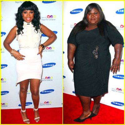 Posted by gabourey sidibe and weight
