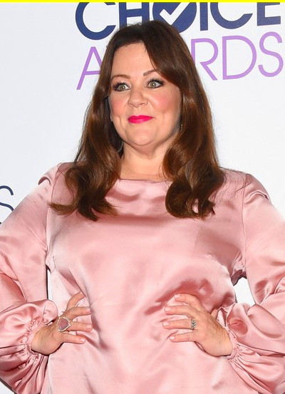 Melissa McCarthy Shout Outs 'Mike & Molly' at People's Choice Awards ...