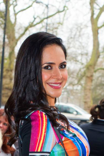 Nazaneen Ghaffar – 2014 TRIC Awards in London