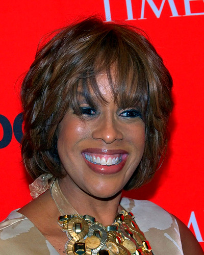 How Much Does Gayle King Weigh?