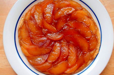 Foodista | Fabulously French Apple Tarte Tatin