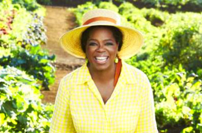 Foodista | Oprah to Launch Her Own Line of Organic Produce