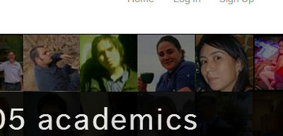 Academia.edu is a social networking site for academics