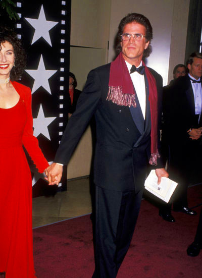 Ted Danson and Mary Steenburgen's Marriage - Are Ted ...