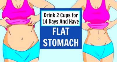 Drink 2 Cups A Day For 14 Days And Have A Flat Stomach