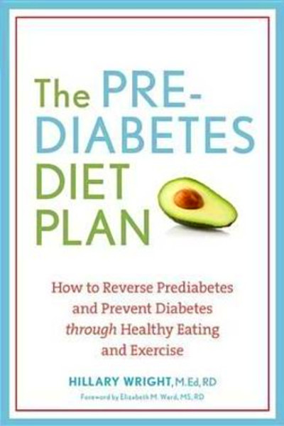 Booktopia - The Prediabetes Diet Plan, How to Reverse ...