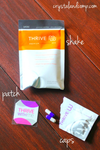 What My Thrive Day Looks Like: