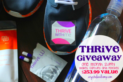 ... Capsules, Thrive Shake Mixes, and Thrive Premium Lifestyle Patches