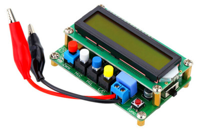 LC100-A Digital Capacitance / Inductance Meter Board ...