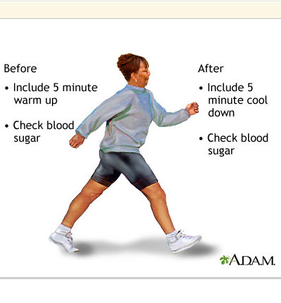 Exercise to Help Control Blood Sugar - NewLifeOutlook ...