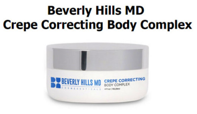 BEVERLY HILLS MD CREPE CORRECTING BODY COMPLEX REVIEWS -Is It Scam?