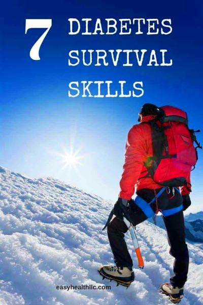 7 Survival Skills for Newly Diagnosed Type 2 Diabetes | EasyHealth Living