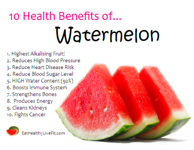 WATERMELON 10 HEALTH Benefits. and also TOXIC Cleansing of the Body it ...