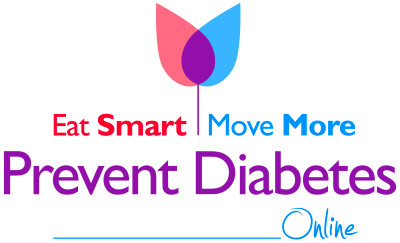 Prevent Diabetes - Eat Smart, Move More, Weigh Less