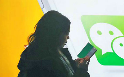 growing number of companies in britain see wechat as a strong weapon ...