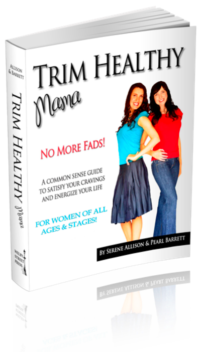 ... copy of choice (PDF, Kindle, etc.) of Trim Healthy Mama –$19.95 Each