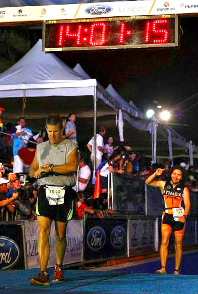 Roger is an Ironman - Fitter After 50