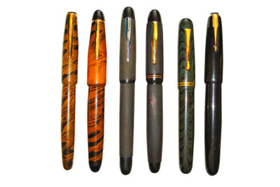 Deccan Grand Ebonite pens. They have a global demand, thanks to the ...