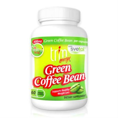Green Coffee Bean Extract Capsules With Svetol - Buy Green ...