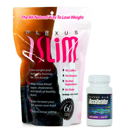 ... of the plexus slim and plexus accelerator weight loss products often